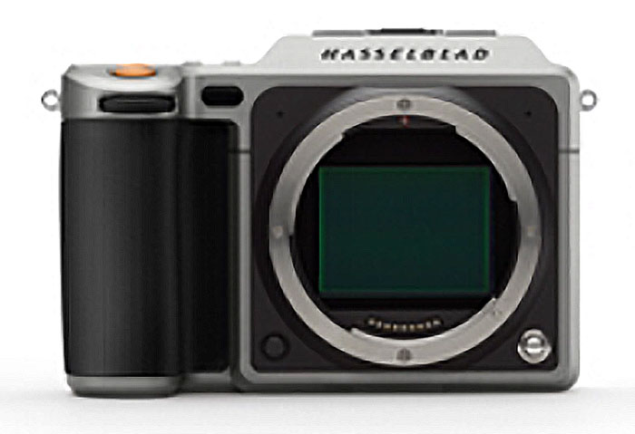 Hasselblad X1D Leaked первая в мире беззеркальная среднеформатная камера