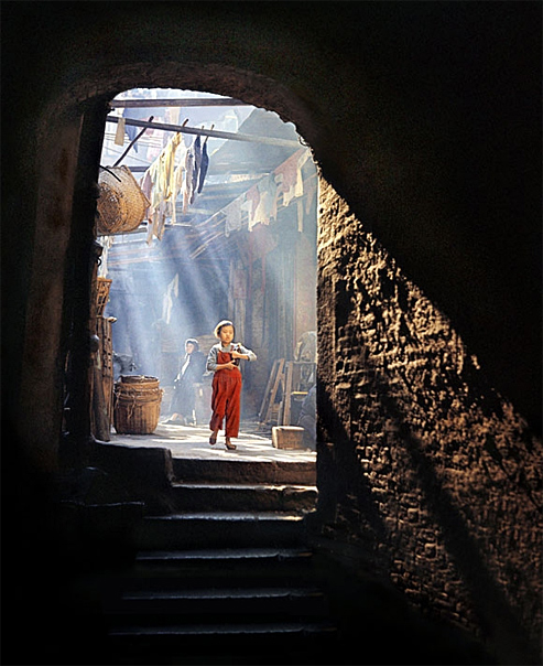 стрит-фотография Хо Фань