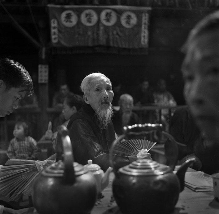 уличные портреты в фотографияъ Хо Феня