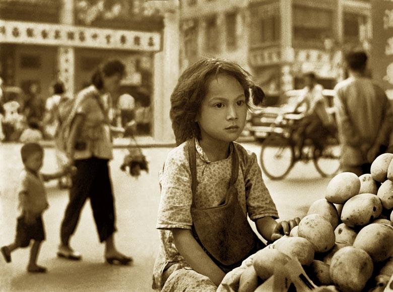 Хо Фань уличная фотография