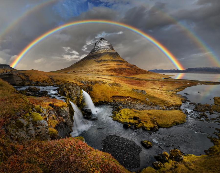 какой выбрать объектив для фотосъемки радуги