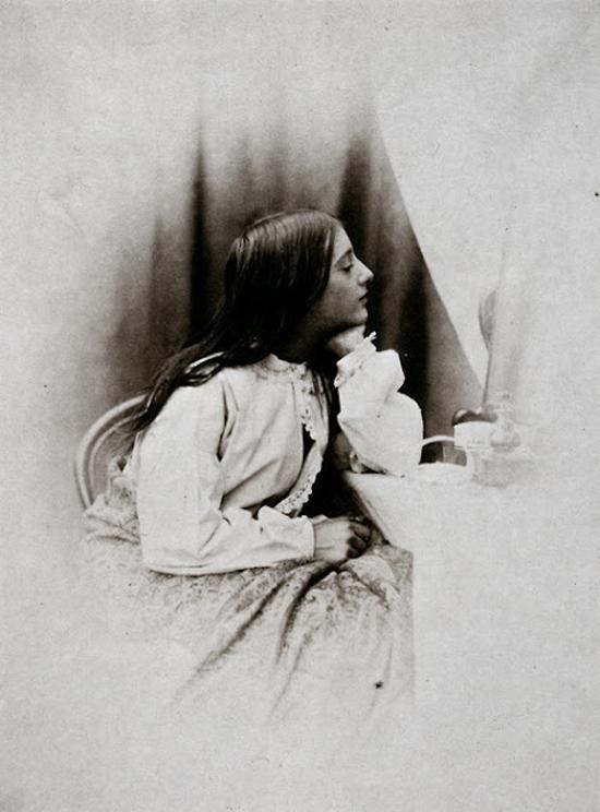 создатель виньетки в фотографии Генри Пич Робинсон