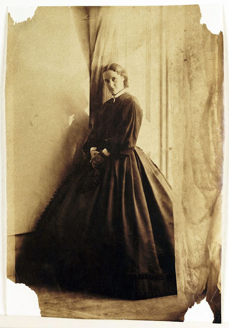 Леди Клементина Гаварден – первый в мире фэшн-фотограф