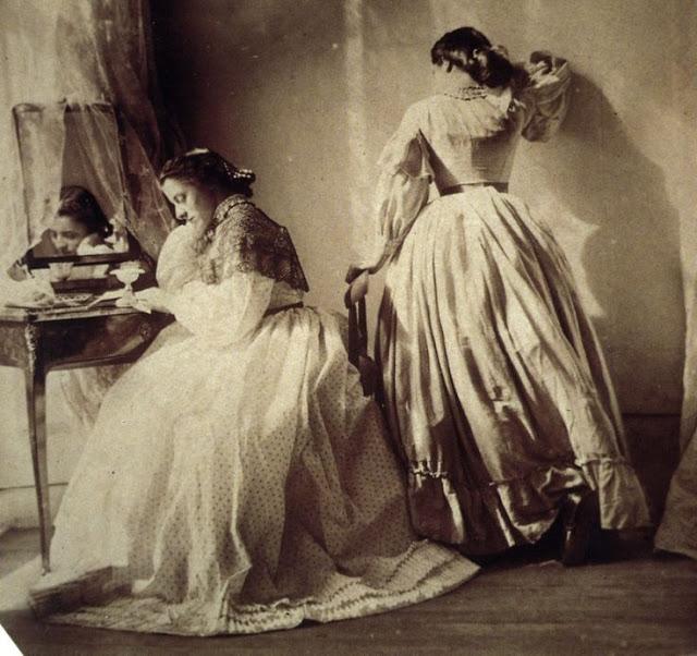 первые женщины фотографы Леди Клементина Гаварден