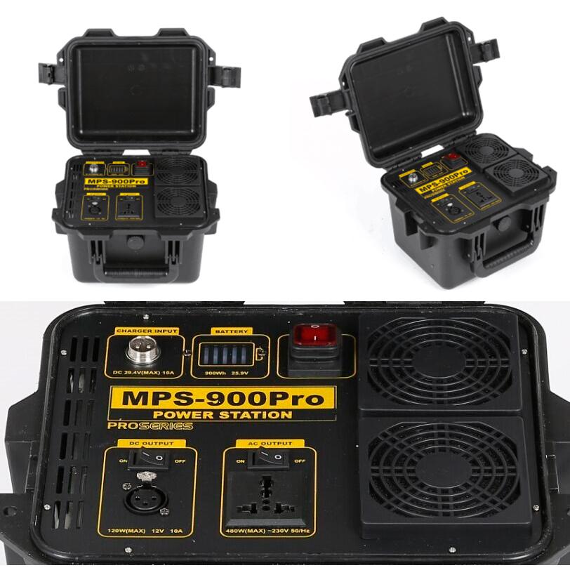 Портативная электростанция Falcon Eyes MPS-900Pro