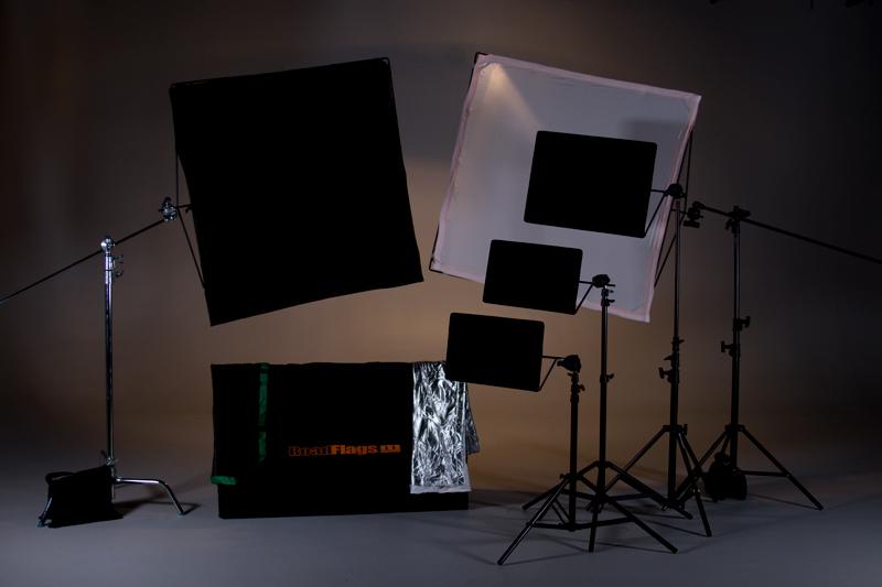 флаги для студийной фотосъемки