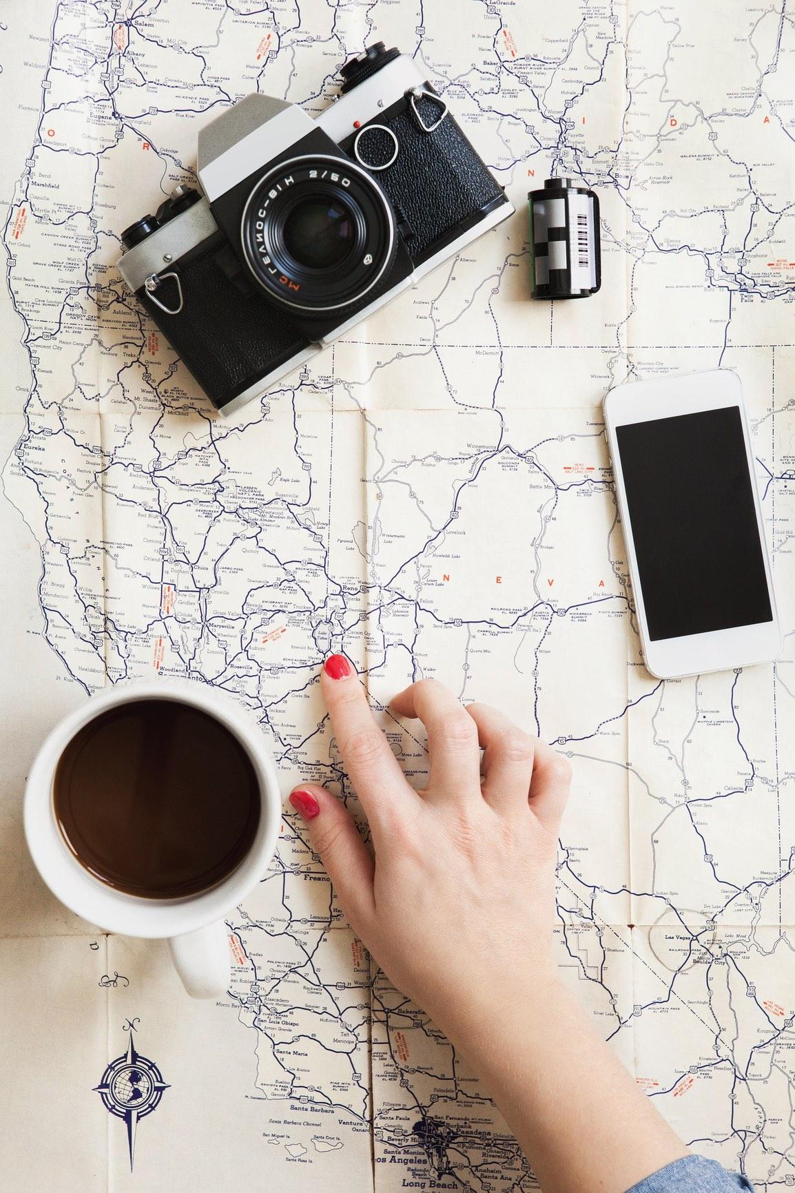 как выбрать объектив для путешествий