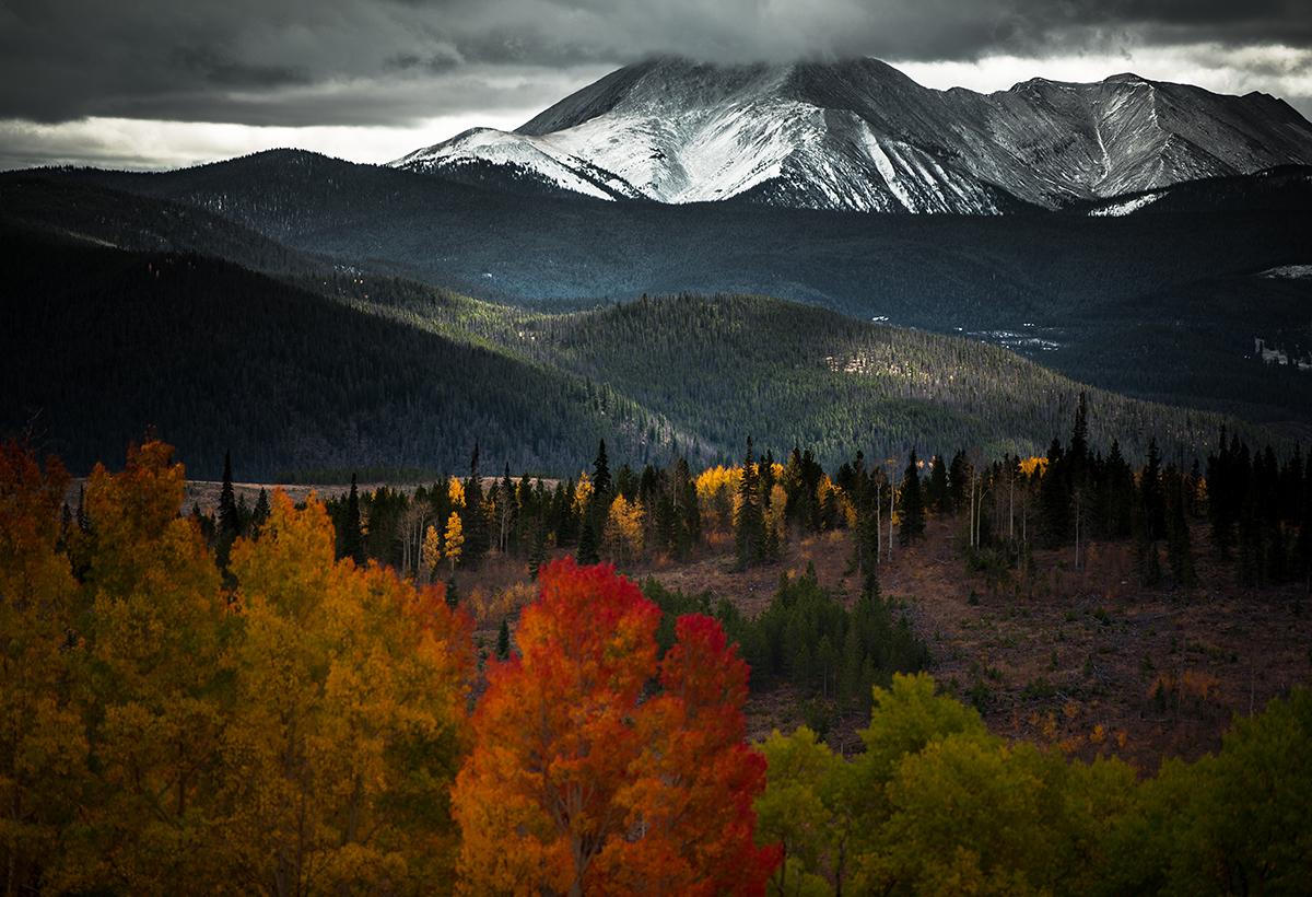 значение композиции в ландшафтной фотографии