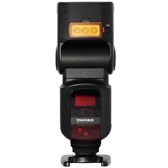 LED-вспышка Yongnuo YN968EX-RT уже в продаже